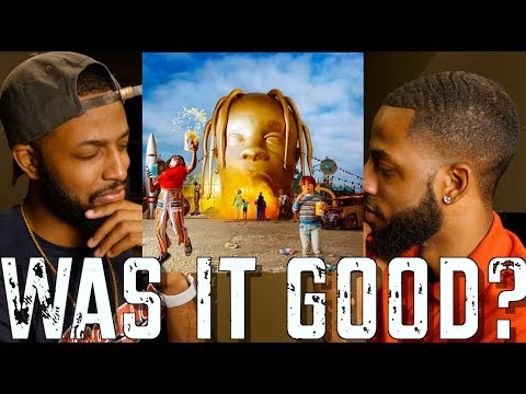 "TRAVIS SCOTT ""ASTROWORLD"" REVIEW AND REACTION #MALLORYBROS 4K - Mallory Bros."