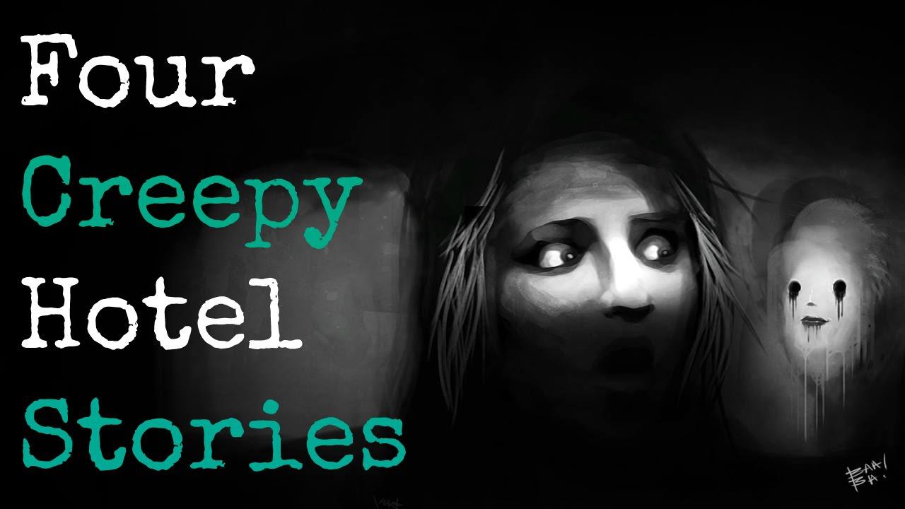 4 TRUE Creepy Hotel Experiences - YouTube