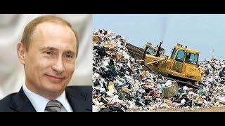Зачем московский мусор едет в Архангельск.