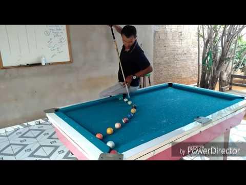 Janaílson de Aracatu BA fazendo trickShots incríveis jogadas.