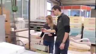 Sara machts: Matratzenherstellung