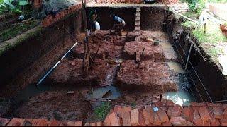 Proses Penggalian Tanah: Pembuatan Kolam Renang