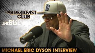 Michael Eric Dyson Talks Charles Oakley, Beyoncé's Grammys Snub, The #BankBlack Initiative & More