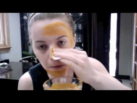 beauty at home turmeric mask for acne free bright skin