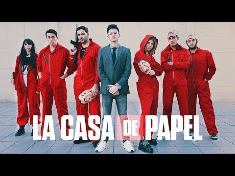 LA CASA DE PAPEL (Parodia · Trailer)