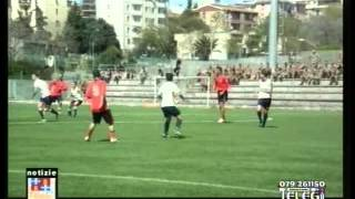 preview picture of video '(TELEGI') CALCIO: AMICHEVOLE BRIGATA SASSARI - TORRES FEMMINILE'