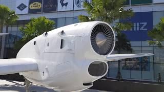 เครื่องบินคิงพาวเวอร์ King Power เทอร์มินอล 21 พัทยา
