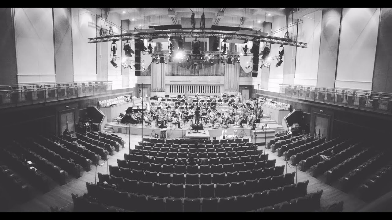 Film Fest Gent & Brussels Philharmonic recorded music by Ryuichi Sakamoto