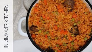 How To Make Ghanaian Jollof Rice