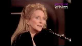 "JUDY COLLINS - ""The Cherry Tree Carol""   LIVE  1996"