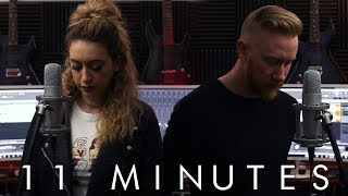 """YUNGBLUD, Halsey - """"11 Minutes"""" (Cover by The Animal In Me)"""