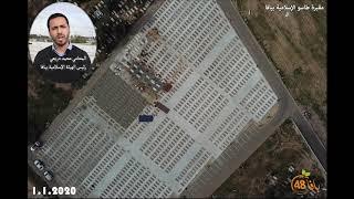 الانتهاء من إنشاء أضخم مسطّح لدفن الموتى في مقبرة طاسو