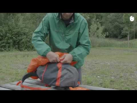 Cómo proteger tu mochila de la lluvia