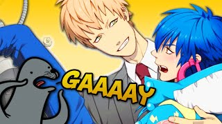 THE GAYEST ENDING EVER. [NSFW] | DRAMAtical Murder - NOIZ Good Ending