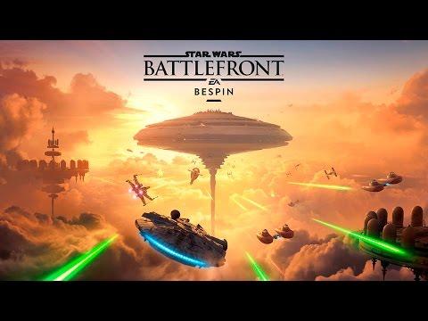 Star Wars Battlefront - Bespin Launch Trailer thumbnail