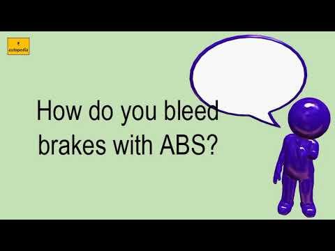 Brake Bleeding And The ABS HCU | Tech Minute - смотреть онлайн на