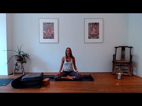 Restorative Yoga with Chantal Soeters