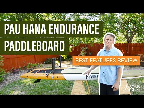 Pauhana Endurance Paddle Board