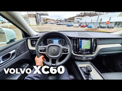 Volvo XC60 T5 Inscription 2021 Test Drive Review POV