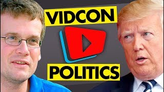 What are YouTube's political biases?