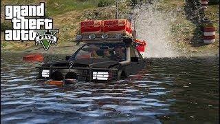 Offroad Bawa Kardus Indomie - GTA 5 MOD
