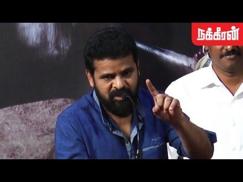 Director Ameer Bold speech on Jallikattu Ban