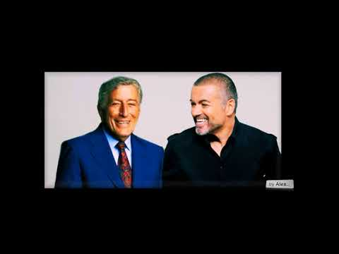 GEORGE MICHAEL and Tony Bennett - How do you keep the music playing? - a tribute 1963 - 2016