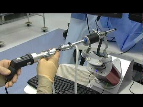 Hysteroscopy Simulator