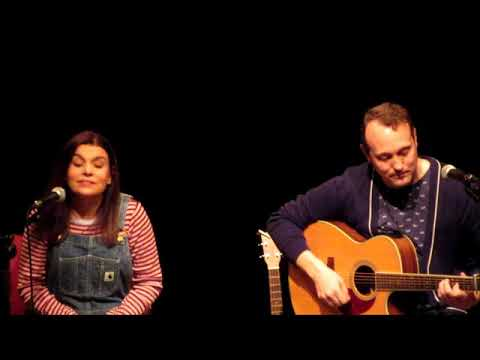 Hafdis Huld My Heart Sings Live@Winchester Discovery Centre 15th Nov 2018.