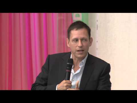 Peter Thiel: We are in a Higher Education Bubble