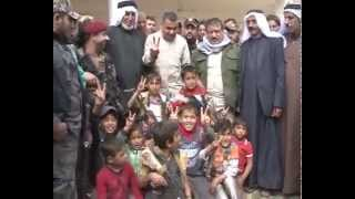 preview picture of video 'محافظ صلاح الدين  الدكتور رائد الجبوري يزور قرية المزرعة'