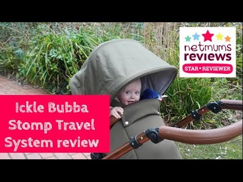 Ickle Bubba Stomp Travel System review