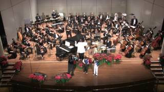 Bach Minuet with The Albany Symphony