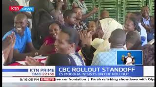 5 Kakamega officials face charges for inciting teachers not to participate in 500M CBC  training