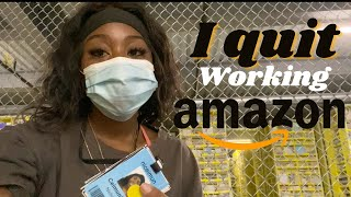 Why I QUIT Working At Amazon After 3 Days!