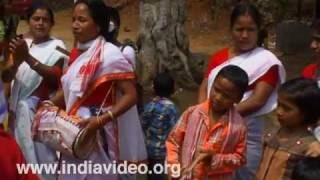 Bihu in rural Assam