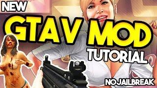 GTA 5 Mod Menu Tutorial | How To | ps3, ps4 , Xbox | GTA V ONLINE Hack!