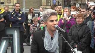 Adam Lambert - Whataya Want from Me Live