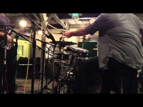 Spliffsters - Sweet Mary Jane - Live From The Studio (Drum Cam)
