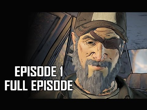 The Walking Dead A New Frontier Season 3 Walkthrough Full Episode 1 - Alternate Choices (Let's Play)