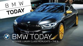 [오피셜] BMW Today – Episode 33: Luxury class highlights – THE 8 Golden Thunder Edition.