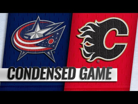 03/19/19 Condensed Game: Blue Jackets @ Flames