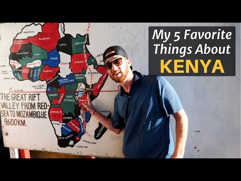 My 5 Favorite Things About KENYA
