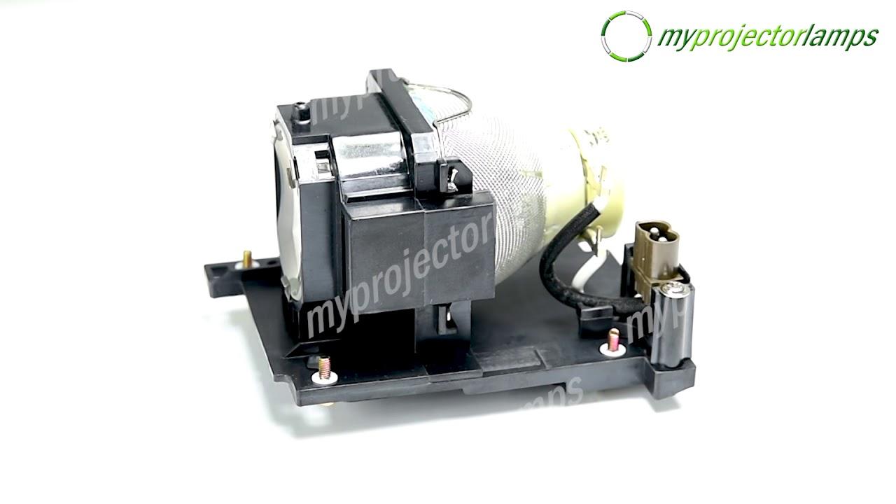 Hitachi CPRX78 Projector Lamp with ModuleMPLampscouk