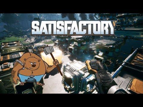 Satisfactory - Medvědí šejkové