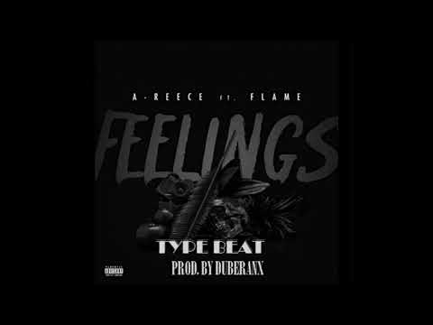 A-Reece Feelings Type Beat [Prod. By DUBERANX]