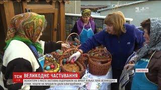 Волонтери із Заставни відправили у зону АТО тонни домашніх смаколиків до Великодня