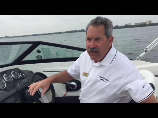 Reviewed and Tested: 2016 Sea Ray 21 SPX Outboard Sport Boat