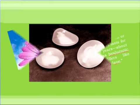 Sagging bubelya na may implants