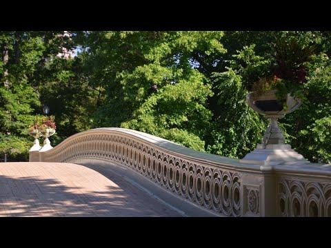 #MondayMeditation: Bow Bridge